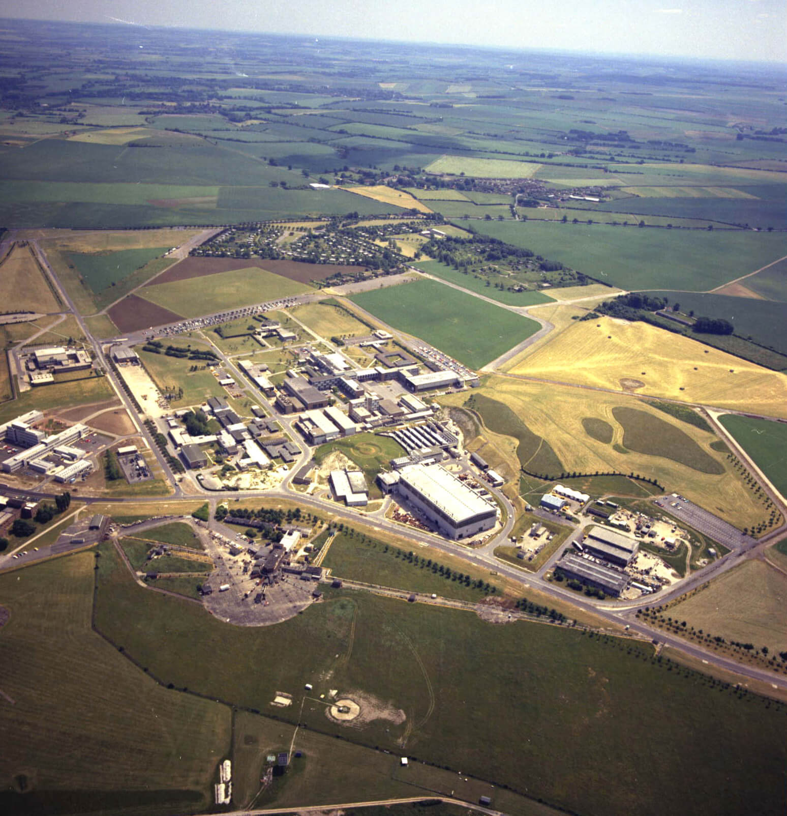 007 > Rutherford Appleton Laboratory
